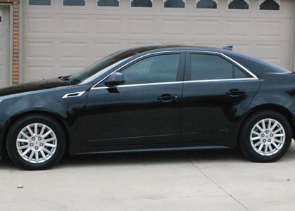 Stylish Cadillac CTS Transport Limousine