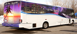 Large Party Charter Bus Limousine